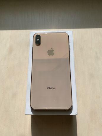 Iphone xs max 64 gb gold