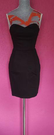 Sukienka mała czarna 34