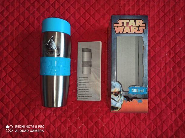 Limitowana Edycja Kubek termiczny Star Wars Skywalker Niebieski Nowy