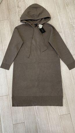 Бесплатная доставкаНовое платье худи Массимо Дутти Massimo Dutti