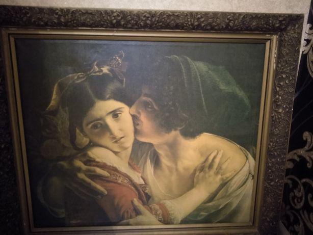 "Продам картину ""Поцелуй"""