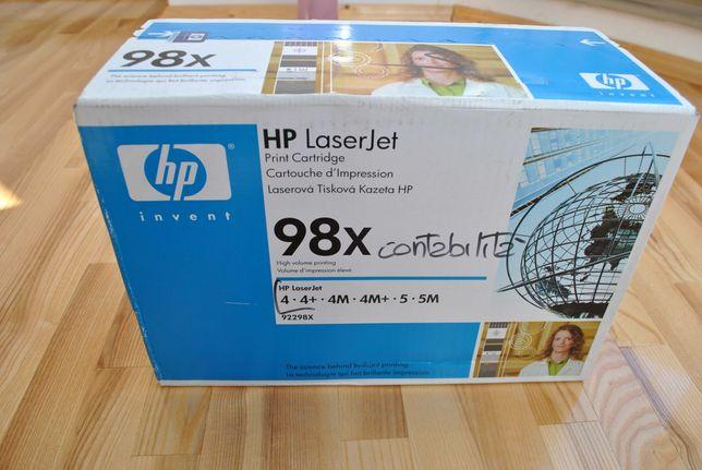 Новий HP 98X (92298X)