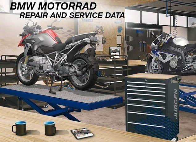BMW Motorrad OBD-2 Serwis Kasowanie Błędów Data Kodowanie Adaptacja