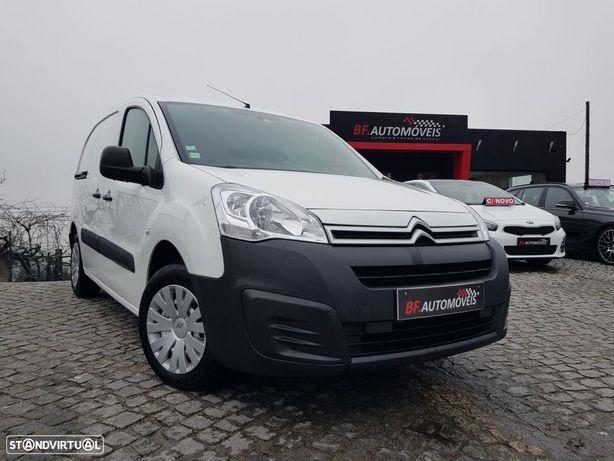 Citroën berlingo 1.6 hdi (61 mil kms/3lug.)