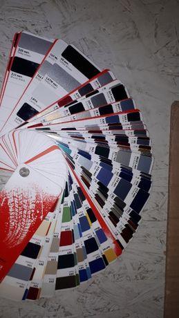 Каталог для подбора краски