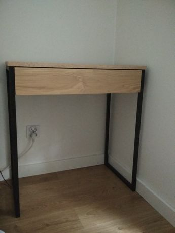 Dębowe biurko 40x70x76cm
