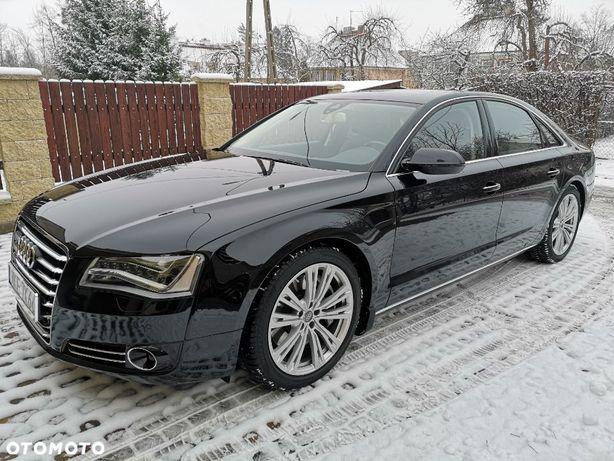 Audi A8 Audi A8 D4 4.2TDI full opcja