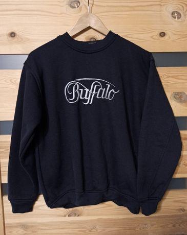 Buffalo Sportswear boxy bluza długi rękaw