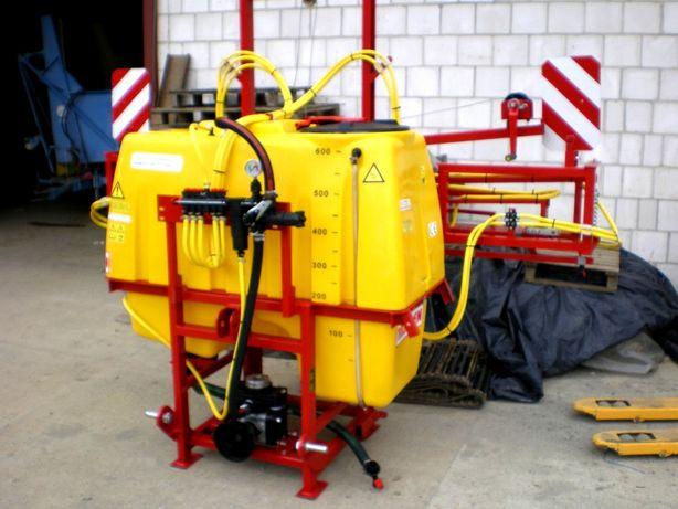 Opryskiwacz polowy TAD-LEN 600 l/15 m TL615