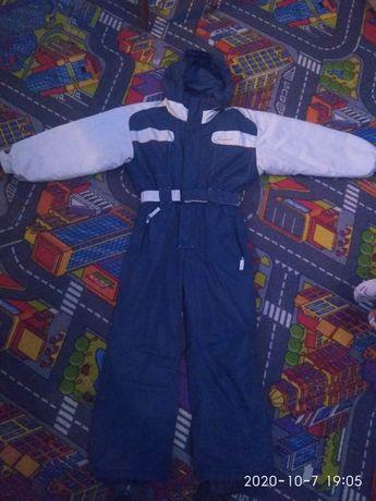 Лыжный комбенизон для ребенка