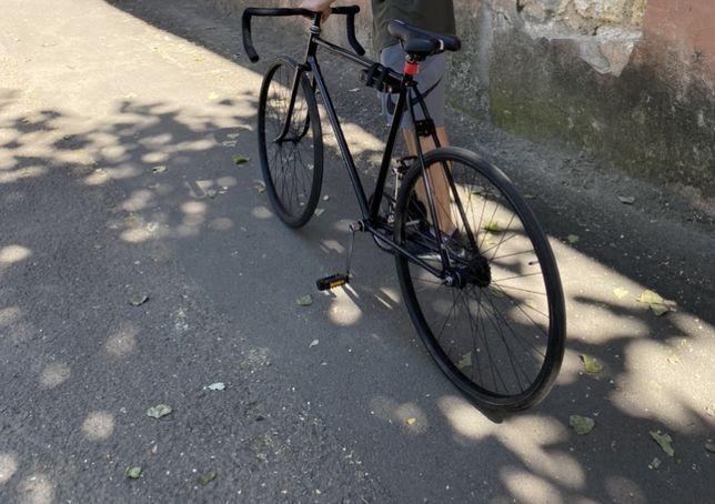 Велосипед шоссейный, синглспид, ХВЗ, Ретро стиль