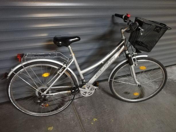 Sprzedam rower z koszem