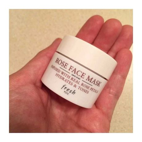 Fresh Rose Face Mask nowa