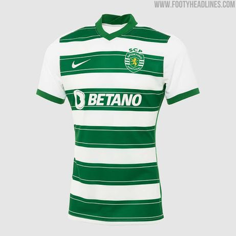 CAMISOLA SPORTING 2021/2022