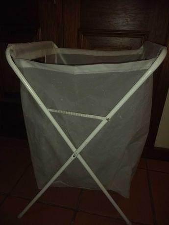 saco de roupa para lavandaria