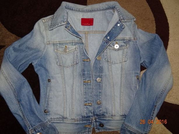 Kurtka jeans firmy CROSS