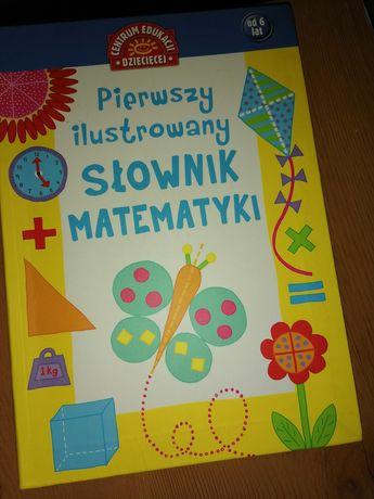 Słownik matematyki dla dzieci