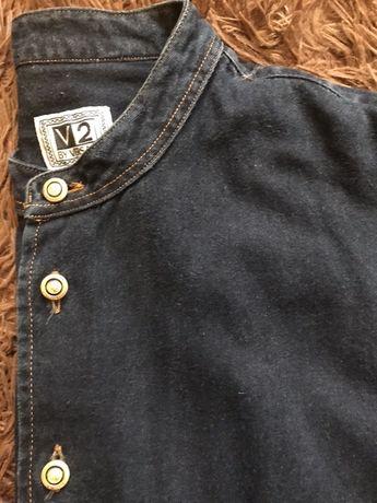 Versace рубаха Винтажная вещь