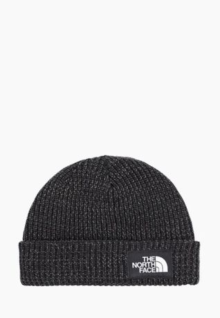 Оригинальная шапка The North Face Salty Dog Beanie Black (NF0A3FJWJK3)