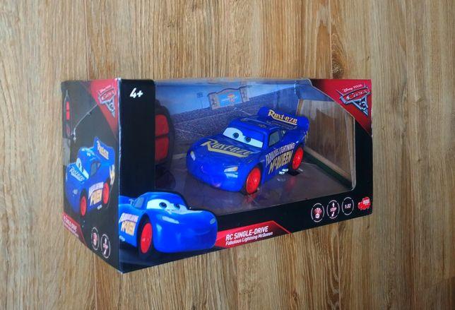 NOWY Dickie McQueen zdalnie sterowany Auta Cars