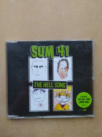 Sum 41 The hell song EP