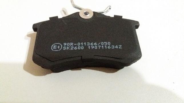Тормозные колодки задние PEUGEOT 1007, 207 SW, 307 CC LPR 05P868