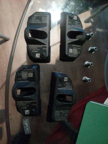 czujniki ciśnienia w kołach mercedes 4 sztuki simens