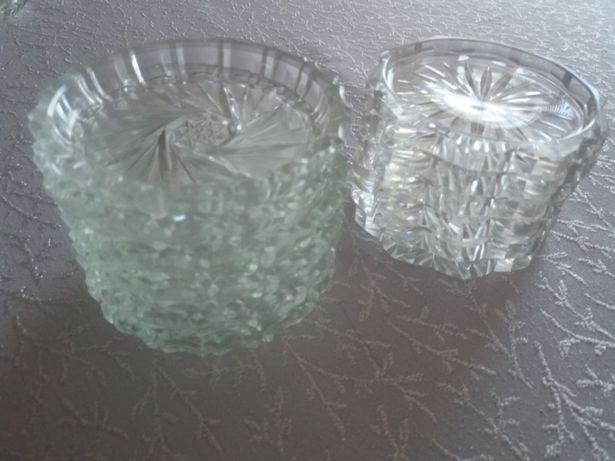 блюдця склянні