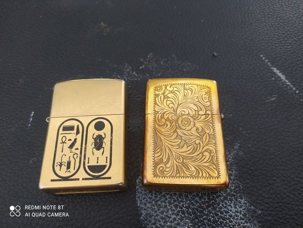 Zippo Original Dourados