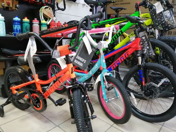 Профессиональный ремонт и продажа Спортивных Велосипедов