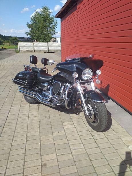 Yamaha road star xv 1700 silverado