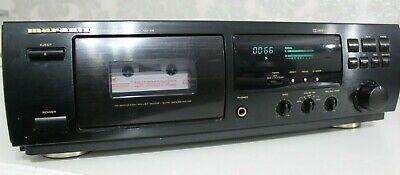 Gravador Tape Deck de Cassetes MARANTZ SD-53
