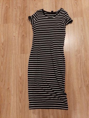 Sukienka w paski r. 36