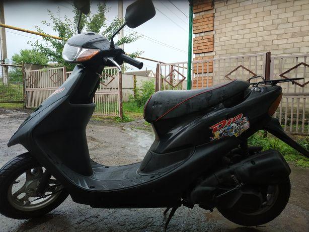 Продам или обменяю скутер honda dio