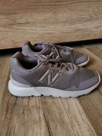 Sneakersy New Balance 515 fioletowe szare brudny liliowy 37 24 cm