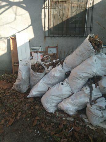 Вывоз строительного и бытового мусора.