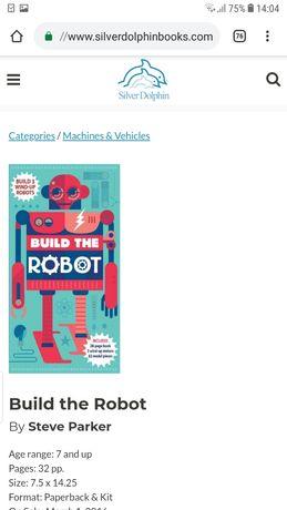 Zbuduj 2 roboty Amerykańska zabawka edukacyjna kreatywna Unikat