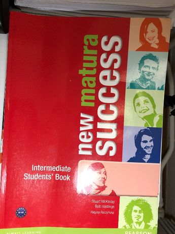 New matura success Intermediate Students Book
