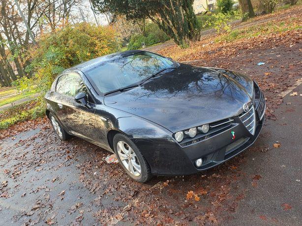 Alfa Romeo Brera_2.2JTS_2006rok_BEZWYPADKOWA_FULL Opcja_PIEKNA