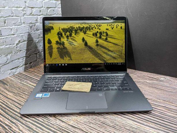 ASUS ZenBook Flip UX461_i5-8250 4ядра_256SSD_ShopUScenter