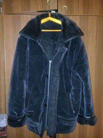 Суперская зимняя куртка-дублёнка, в отличном состоянии !!!