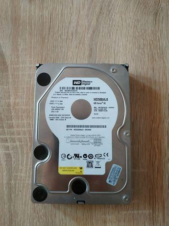 Dysk twardy WD2500AAJS-00VWA0 250GB SATA 3.5 Hard Drive