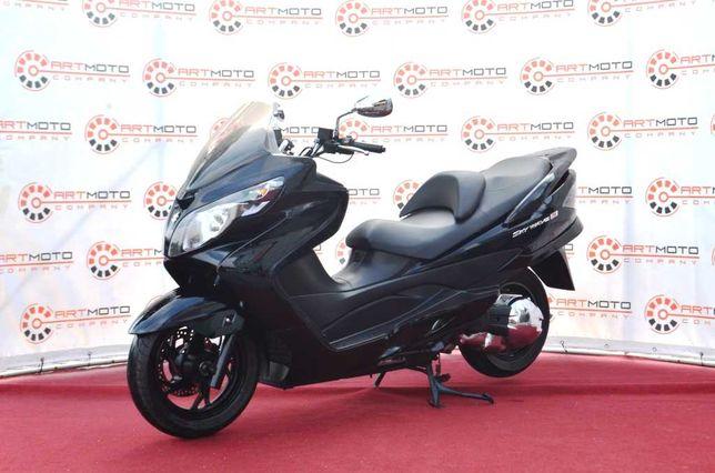 Макси-скутер SUZUKI SkyWave 250S CJ44A! ИДЕАЛЬНОЕ состояние!