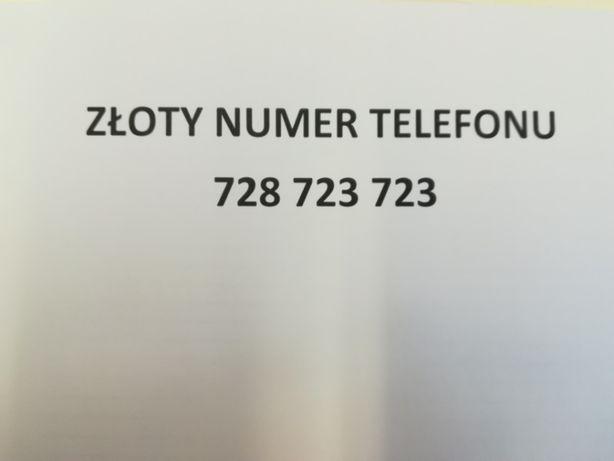 Złoty numer telefonu dla firm lub osoby prywatnej