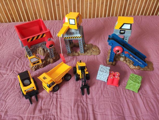Іграшки cat машинки міні набори (3шт)