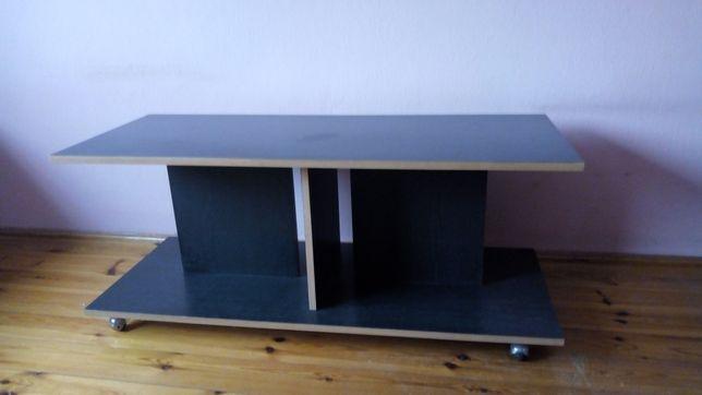 Ława na kółkach, stolik RTV 120x48