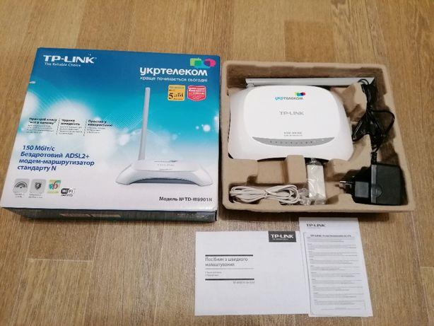 Модем-маршрутизатор TP-LINK TD-W8901N