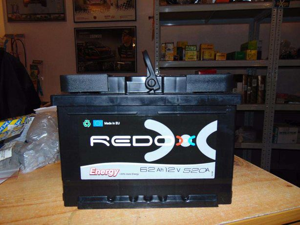 Akumulator Autopart Redox 62Ah 520A 12V Tanio Montaż Dowóz Kraków