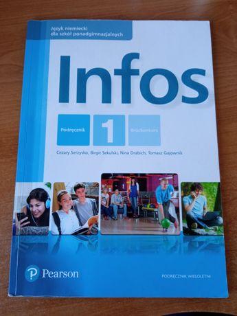 Infos 1 podręcznik do języka niemieckiego