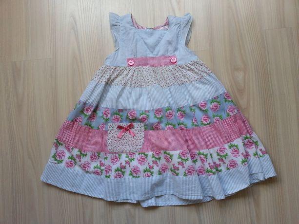 Фирменное платье Cool Club (Польша) рост 92см.